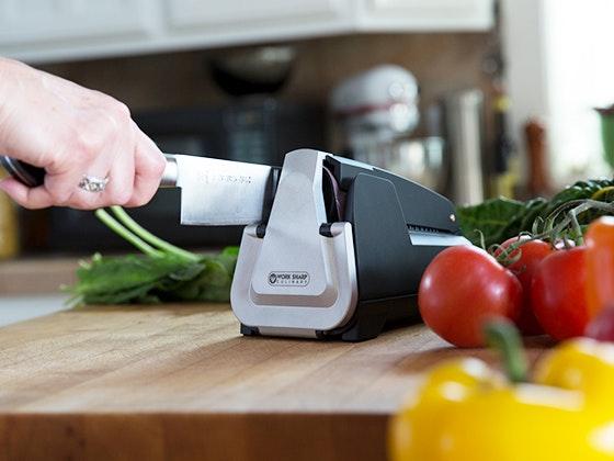 Work Sharp Culinary E5 Knife Sharpener sweepstakes