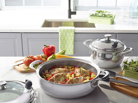 Vida Sana Casserole Dish and Skillet from Princess House sweepstakes