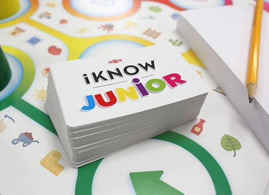 jeu concours 1 circuit Brio et 3 jeux de société iKNOW Junior à gagner
