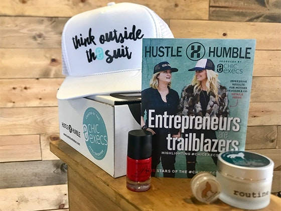Hustle Humble Subscription Box sweepstakes