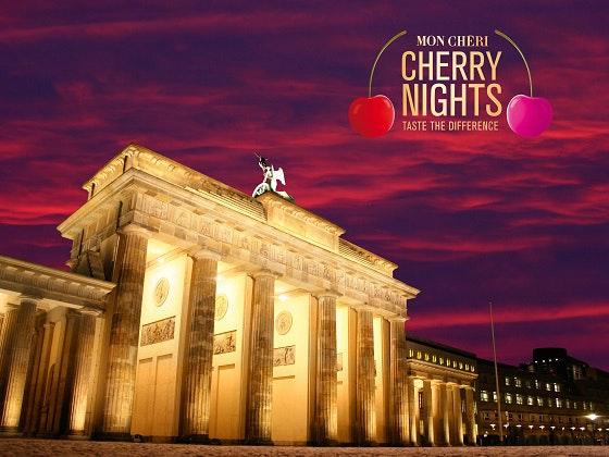 Berlin mit Mon Chéri Sweet Cherry Gewinnspiel
