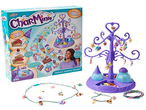 CharMinis Deluxe Jewelry Studio from RoseArt sweepstakes