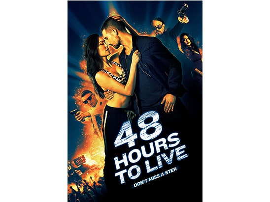 48 Hours To Live sweepstakes