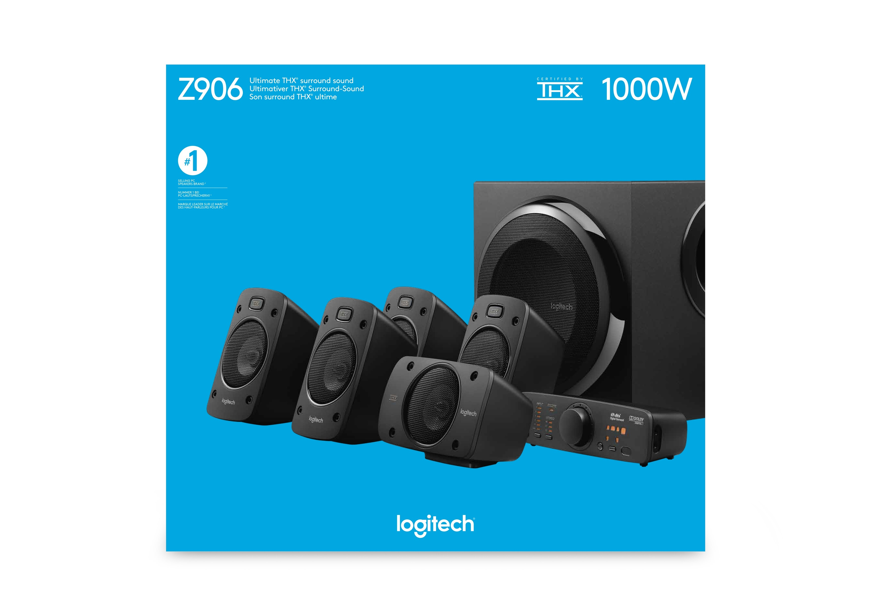 The Mummy and Logitech Surround Sound Speaker sweepstakes