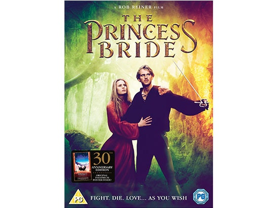 The Princess Bride sweepstakes