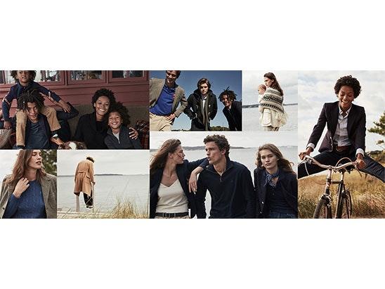 £100 Ralph Lauren gift voucher sweepstakes