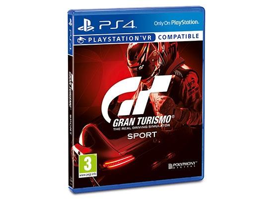 Gran Turismo sweepstakes