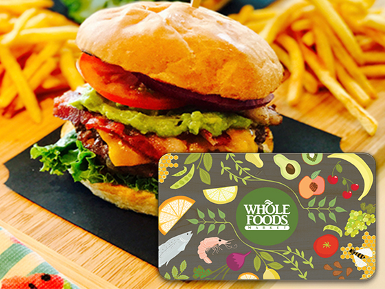 Win a $50 Whole Foods Gift Card & WHOLLY GUACAMOLE Product Coupons ...