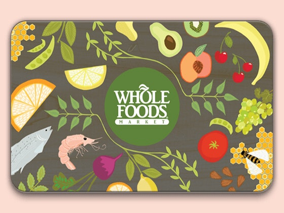 $50 Whole Foods Gift Card & WHOLLY GUACAMOLE Coupons sweepstakes