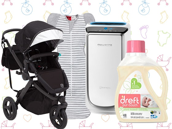Backstage Bag Celebrity Baby Basket sweepstakes