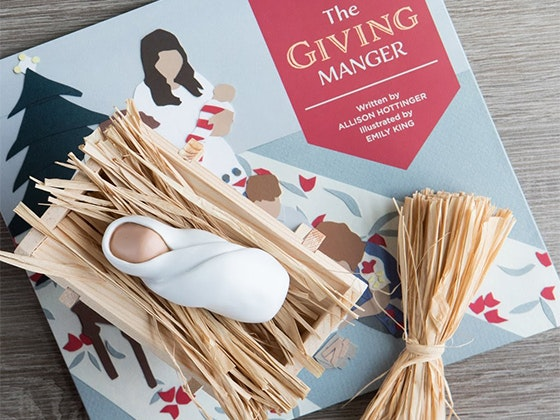 The Giving Manger  sweepstakes
