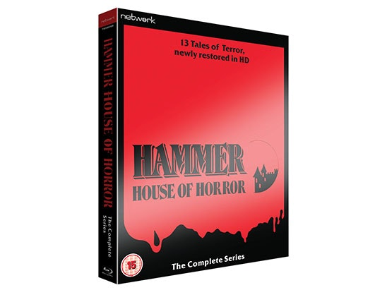 Hammer House of Horror sweepstakes
