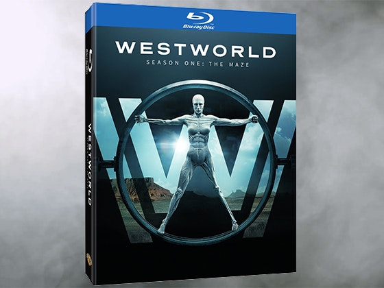 Westworld: The Complete First Season on Blu-ray™ sweepstakes