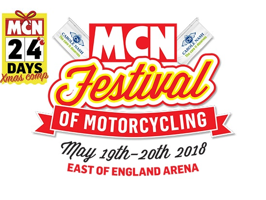 MCN Festival Tickets sweepstakes