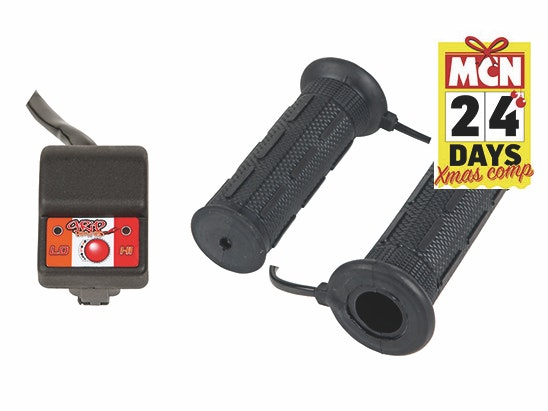 FHG2 Heated Grips  sweepstakes