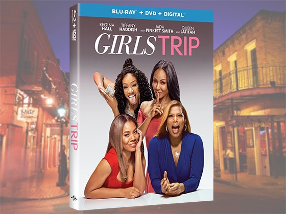 GIRLS TRIP on Blu-ray Combo Pack & $250 Lululemon Gift Card sweepstakes