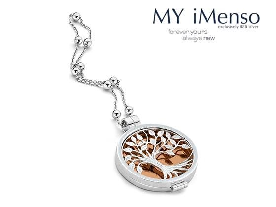 My iMenso Medaillon 925 Silber Gewinnspiel