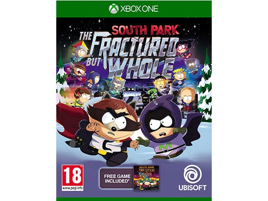 South Park: The Fractured But Whole for XBOX sweepstakes