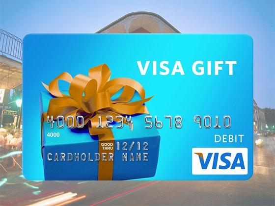 Girlstrip visa giveaway 2