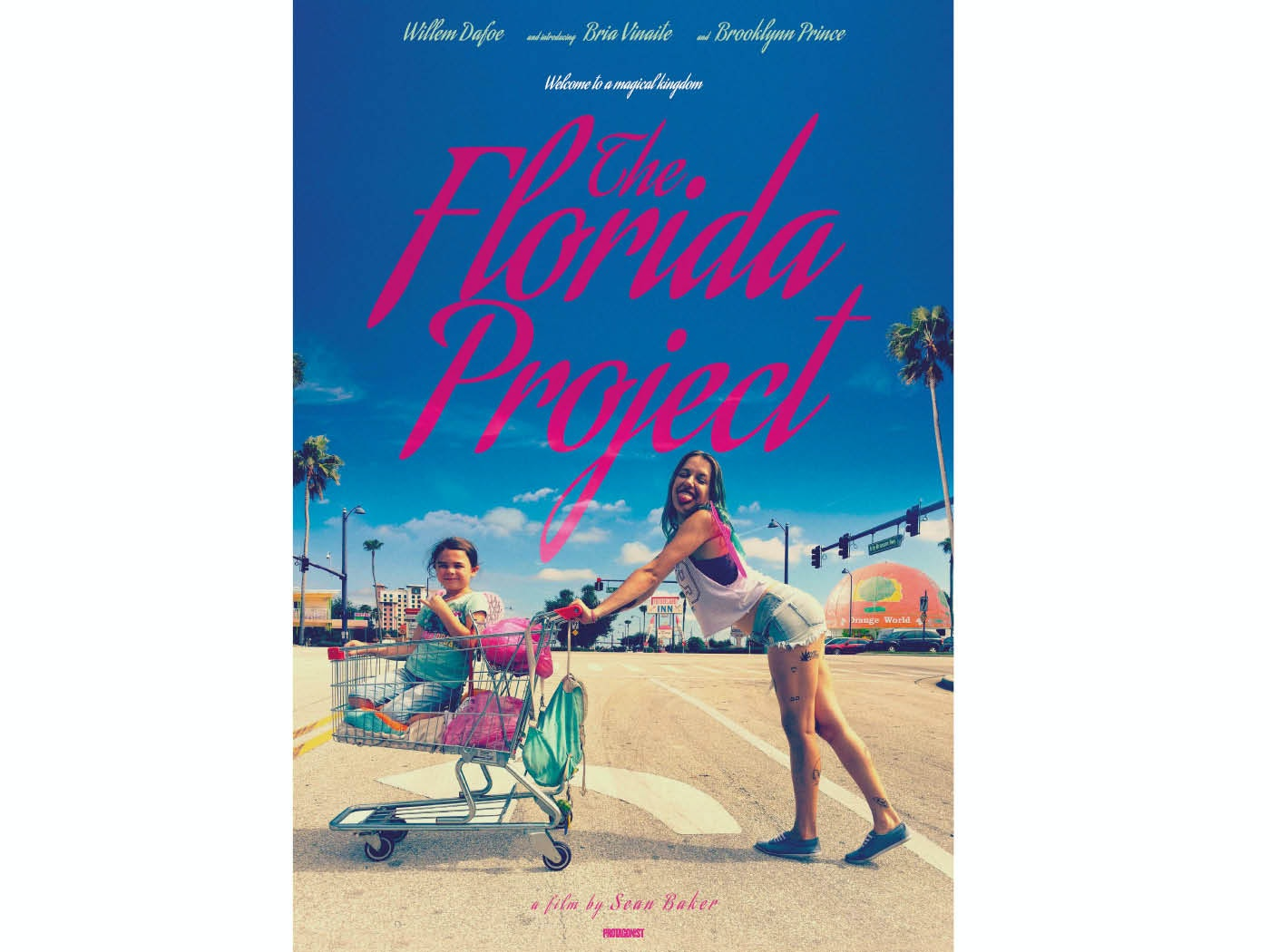 10 double passes to The Florida Project sweepstakes