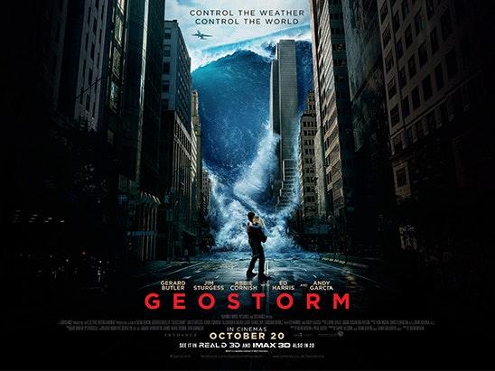 Geostormposter