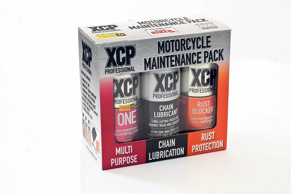 XCP Professional Motorcycle Maintenance Pack sweepstakes