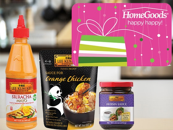 Holiday Entertaining Prize Kit from Lee Kum Kee sweepstakes