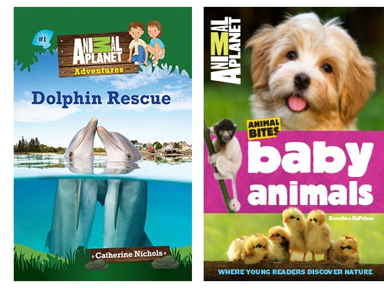Animal Planet Prize Package sweepstakes