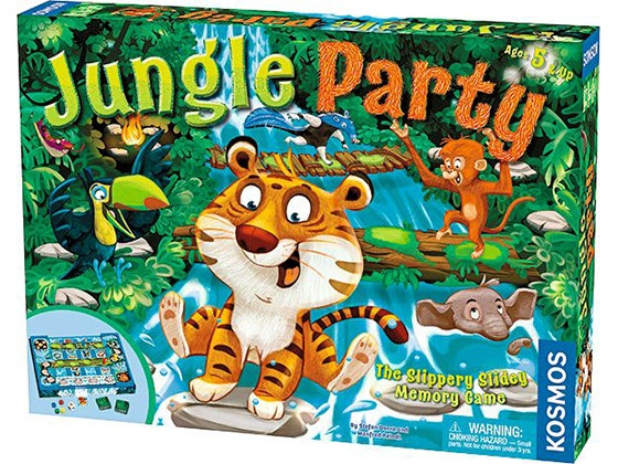 Jungle Party Game from Thames & Kosmos sweepstakes
