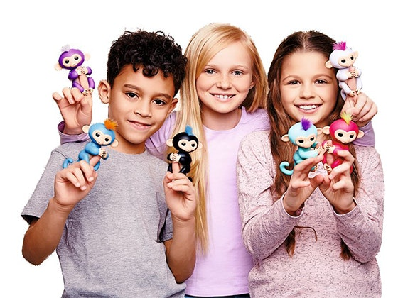 Monkey Fingerlings sweepstakes