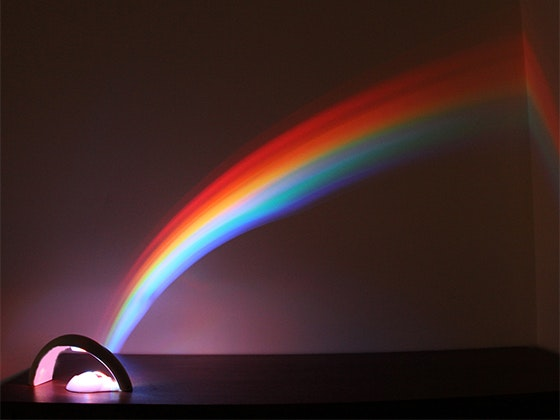 Rainbow In My Room Rainbow Projector sweepstakes