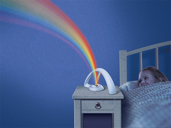 Rainbow projector giveaway 3
