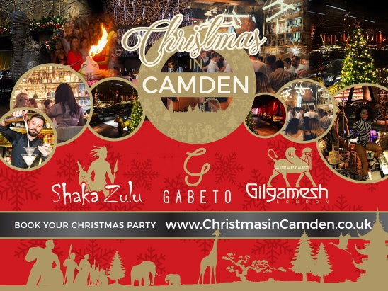 CHRISTMAS IN CAMDEN DINNER FOR 6 WITH WINE sweepstakes