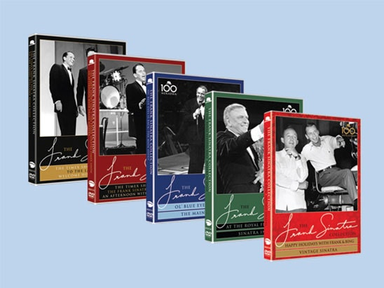 The Frank Sinatra Collection sweepstakes