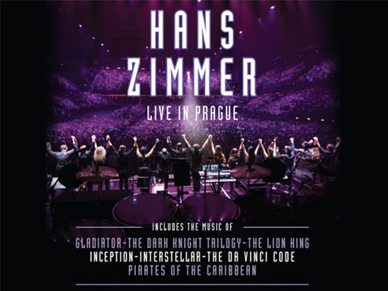 "Hanz Zimmer ""Live In Prague"" sweepstakes"