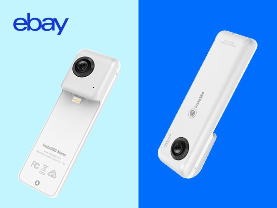 eBay verlost 360°-Kamera fürs iPhone Gewinnspiel