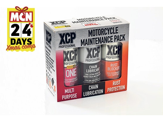 XCP Motorcycle Maintenance Kit sweepstakes