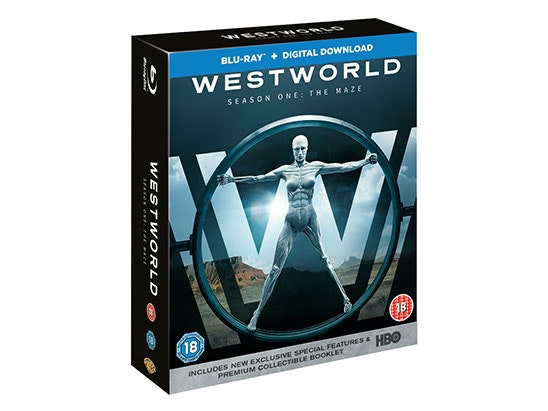 Westworld: Season 1 On Blu-ray  sweepstakes