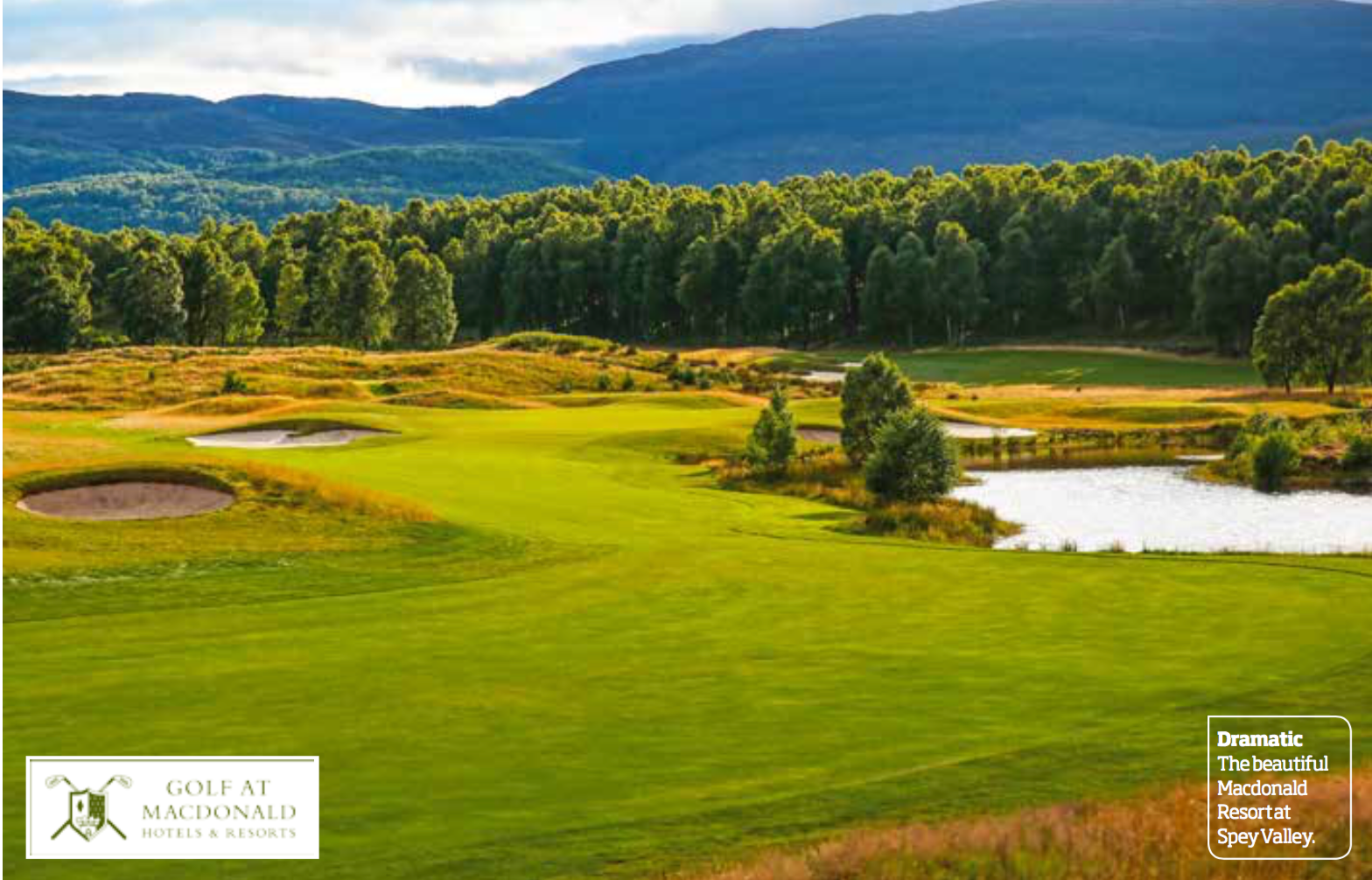 Win a luxury golf break for four sweepstakes