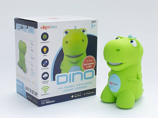 CogniToys Dino sweepstakes