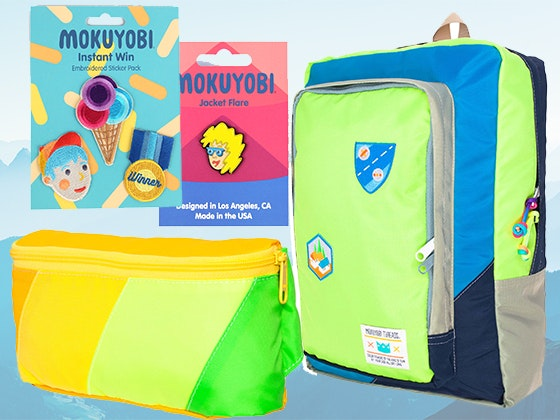 Mokuyobi Bundle sweepstakes