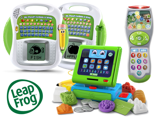 LeapFrog Toy Pack sweepstakes