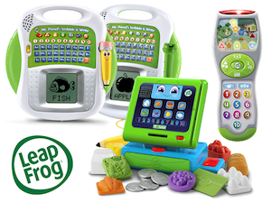 Leap frog pack sweepon