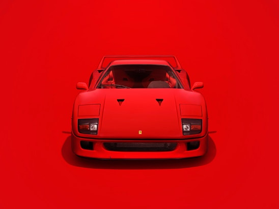 Ferrari: Under the Skin sweepstakes