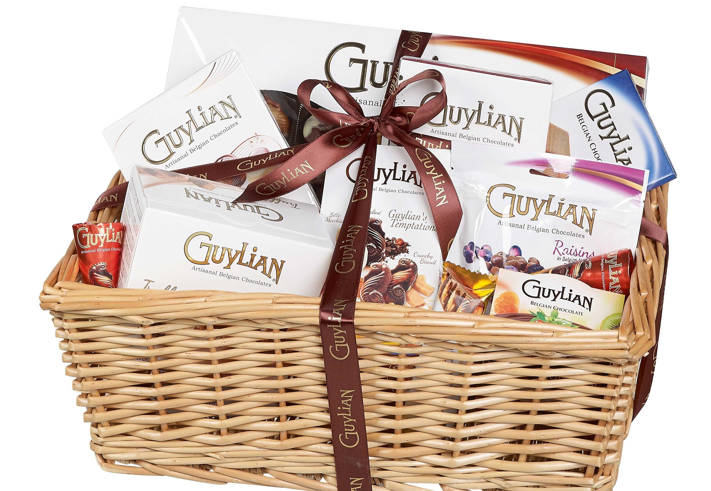 Guylian chocolate hamper  sweepstakes