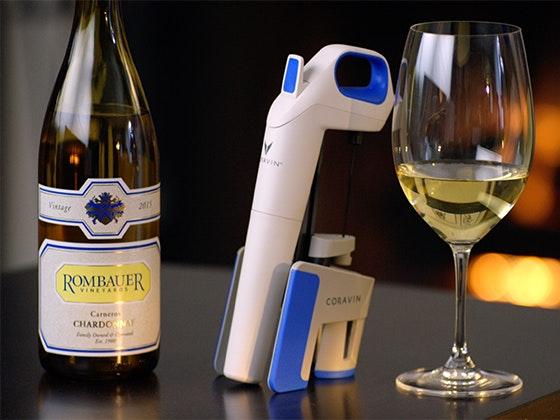 Coravin wine opener giveaway 1