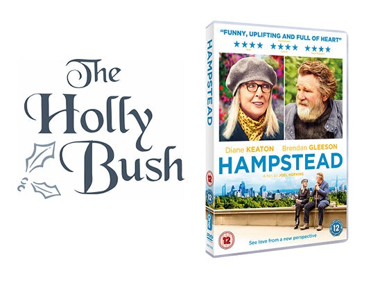 a cosy pub lunch for two and Hampstead on DVD sweepstakes