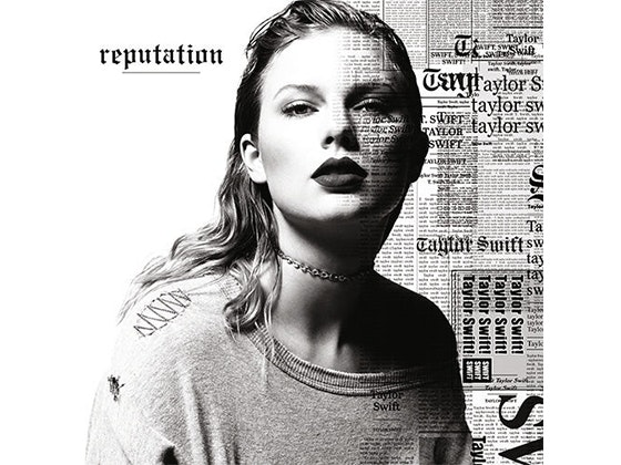 """Taylor Swift's """"Reputation"""" CD sweepstakes"""