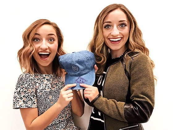 Brooklyn and bailey signed hat giveaway