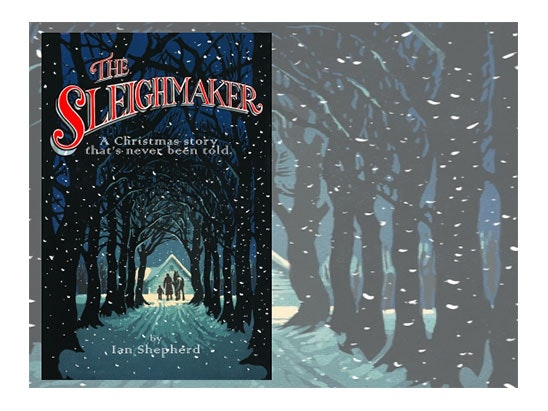 Win The Sleighmaker by Ian Shepherd sweepstakes